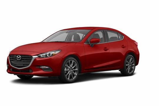 Lease Takeover in Vancouver, BC: 2018 Mazda Mazda3 GT Automatic 2WD ID:#4047