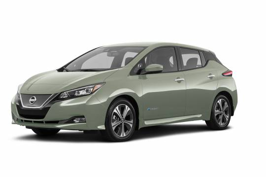 Lease Takeover in Vancouver, BC: 2018 Nissan LEAF SV Automatic 2WD ID:#3848