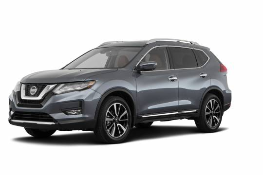 Lease Takeover in North Vancouver, BC: 2018 Nissan Rogue SL Automatic AWD ID:#4107