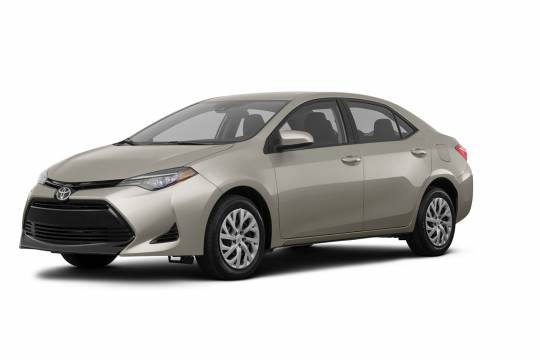Lease Takeover in Toronto, ON: 2018 Toyota Corolla LE CVT 2WD ID:#4108