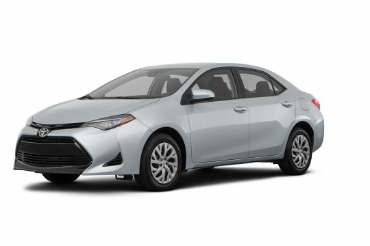 Lease Takeover in North York: 2018 Toyota Corolla LE CVT 2WD ID:#3963