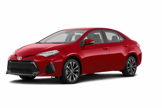 Lease Takeover in Brossard, QC: 2018 Toyota Corolla SE CVT 2WD