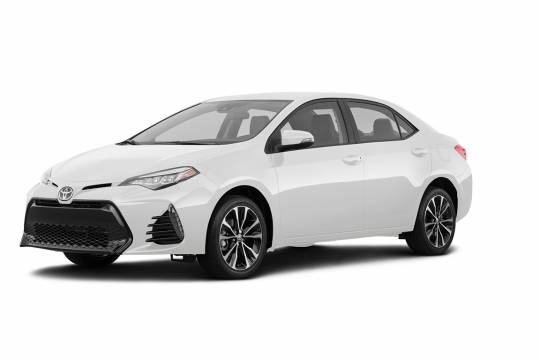 Lease Takeover in Moncton, NB: 2018 Toyota 2018 Toyota Corolla SE CVT FWD