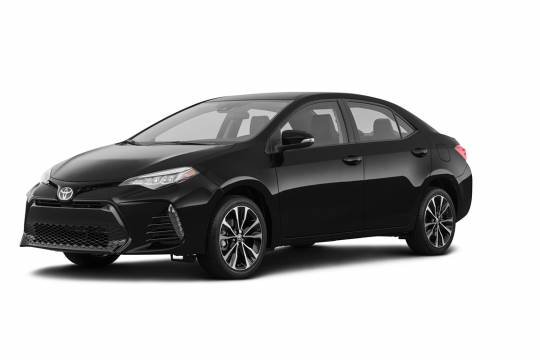 Lease Takeover in Toronto, ON: 2018 Toyota 2018 COROLLA XSE Manual 2WD