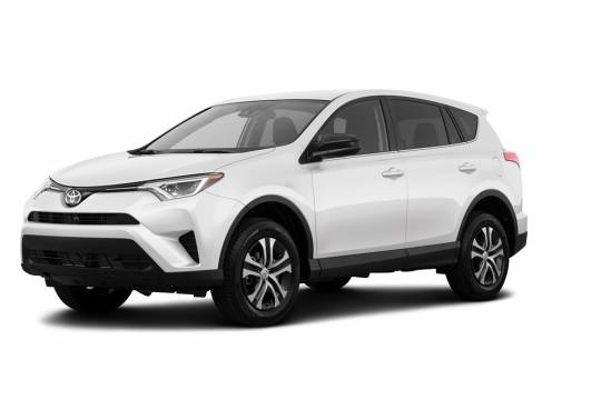 Lease Takeover in Winnipeg,MB: 2018 Toyota RAV4 LE Automatic AWD ID:#3769
