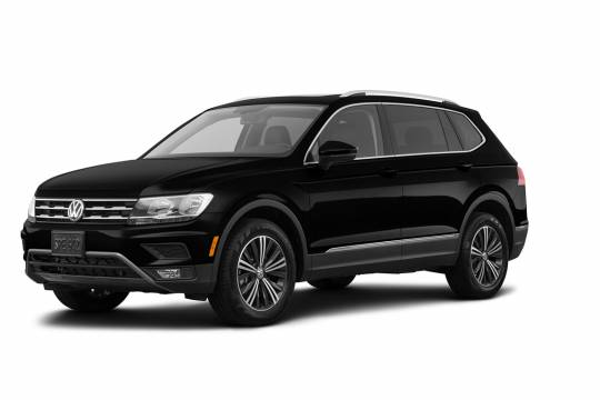 Lease Takeover in Oakville, ON: 2018 Volkswagen Tiguan Highline Automatic AWD ID:#3456