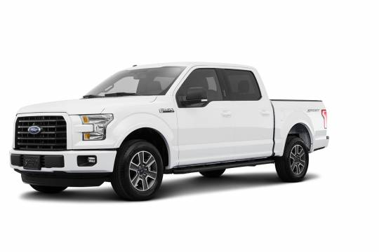 Lease Takeover in Montreal, QC: 2017 Ford F-150 sport Automatic AWD