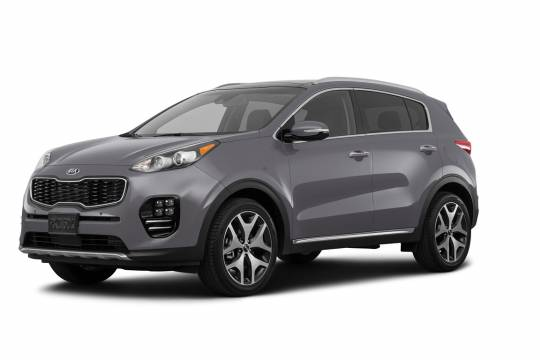 Lease Takeover in Brampton, ON: 2017 KIA Sportage SX Automatic AWD ID:#4075