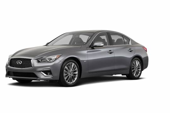 Lease Takeover in Laval, QC: 2019 Infiniti Q50s Automatic AWD