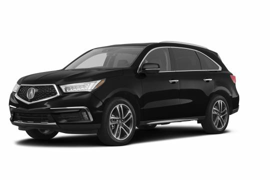 Acura Lease Takeover in Saskatoon: 2017 Acura MDX Tech Automatic AWD
