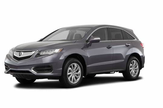 Acura Lease Takeover in Vancouver, BC : 2018 Acura RDX Automatic AWD
