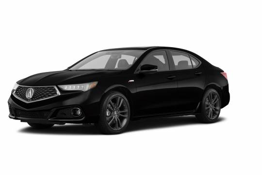 Acura Lease Takeover in Edmonton, AB: 2018 Acura TLX TECH SH AWD A-SPEC Automatic AWD