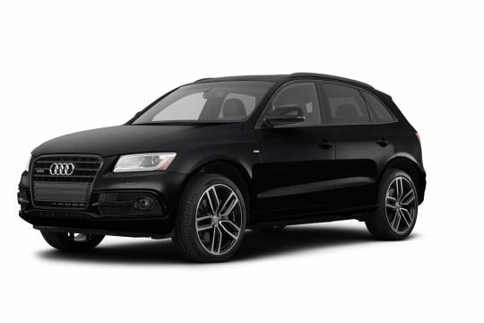 Audi Lease Takeover in Burnaby, BC: 2017 Audi Q5 Technik Automatic AWD