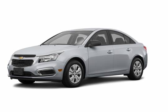 Chevrolet Lease Takeover in Surrey, BC: 2016 Chevrolet Cruze LT Automatic 2WD