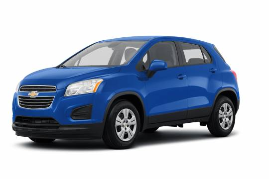 Chevrolet Lease Takeover in Peterborough, ON: 2016 Chevrolet Trax Automatic AWD