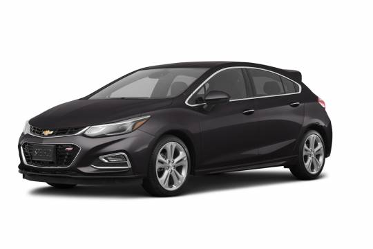 Chevrolet Lease Takeover in Laval: 2017 Chevrolet CRUZE 5DR HB PREMIER AT Automatic 2WD