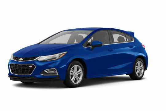 Chevrolet Lease Takeover in Montreal, QC: 2018 Chevrolet Cruze LT Automatic 2WD