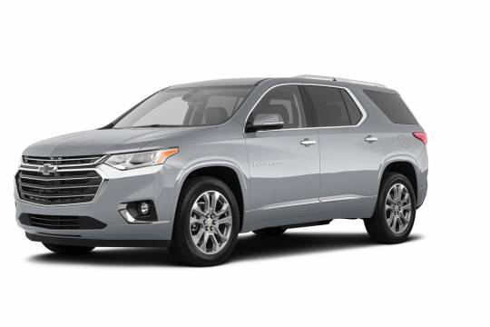 Chevrolet Lease Takeover in Uxbridge, ON: 2018 Chevrolet Traverse LS Automatic AWD