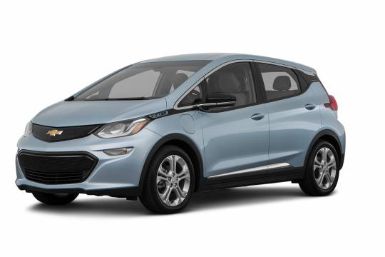 Chevrolet Lease Takeover in Vancouver, BC: 2017 Chevrolet Bolt EV LT CVT 2WD