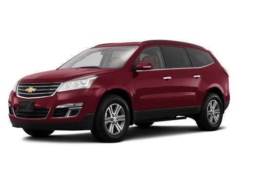 Chevrolet Transverse Lease Takeover in Vaughan, Ontario: 2017 Chevrolet SLE Automatic 2WD