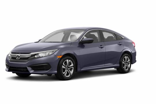 Honda Lease Takeover in Mississauga, ON: 2016 Honda Civic Lx Automatic 2WD