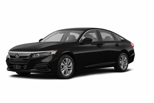Honda Lease Takeover in Montreal ,QC: 2018 Honda Accord EX-L Automatic 2WD