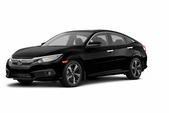 Honda Lease Takeover in Scarborough, ON: 2018 Honda Civic Sedan Touring Automatic 2WD