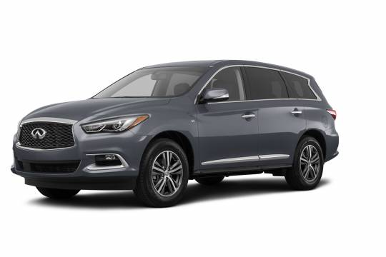 Infiniti Lease Takeover in Burnaby, BC: 2017 Infiniti QX60 Theater fully loaded Automatic AWD