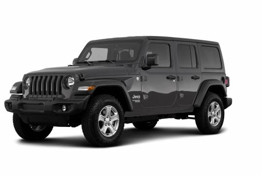 Jeep Lease Takeover in Windsor, ON: 2018 Jeep Wrangler Jk Automatic AWD