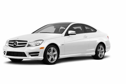 Lease Takeover in Vancouver, BC: 2012 Mercedes-Benz C63 AMG Automatic 2WD