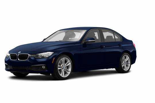 Lease Takeover in East Gwillimbury: 2016 BMW 320I XDRIVE Automatic AWD