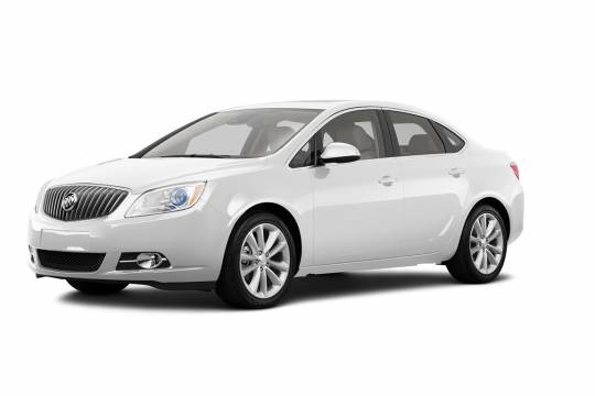 Lease Takeover in St. Catharines, : 2016 Buick Verano leather seats Automatic 2WD