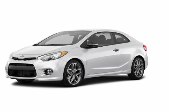 Lease Takeover in Orangeville, ON: 2016 KIA Forte SX Automatic 2WD