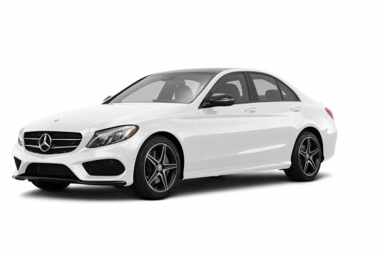 Lease Takeover in Toronto, ON: 2016 Mercedes-Benz C300 4MATIC Sedan Automatic AWD