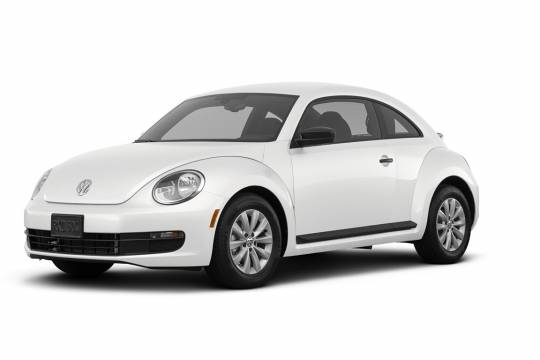 Lease Takeover in Montréal, QC: 2016 Volkswagen Beetle Automatic 2WD