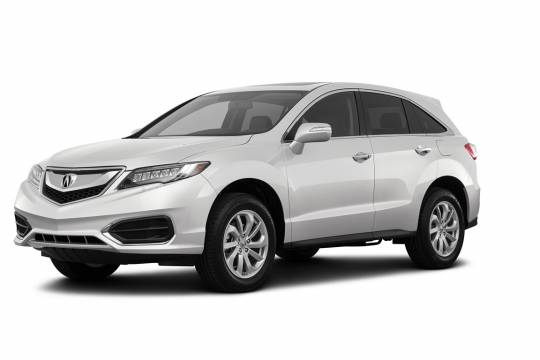 Lease Takeover in Vancouver, BC: 2017 Acura RDX Tech Package Automatic AWD