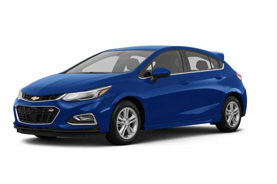 Lease Takeover in Toronto, ON: 2017 Chevrolet Cruze HB Automatic 2W