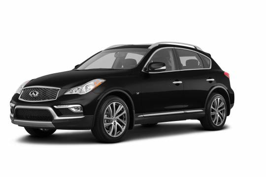 Lease Takeover in Calgary, AB: 2017 Infiniti QX50 Automatic AWD