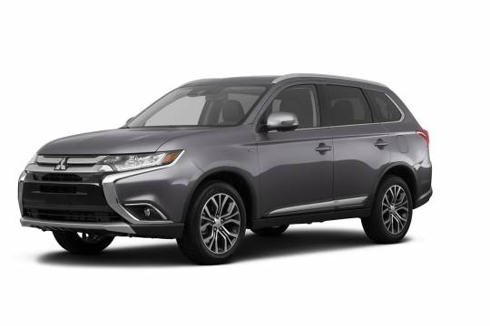 Lease Takeover in Milton, ON: 2017 Mitsubishi Outlander GT CVT AWD