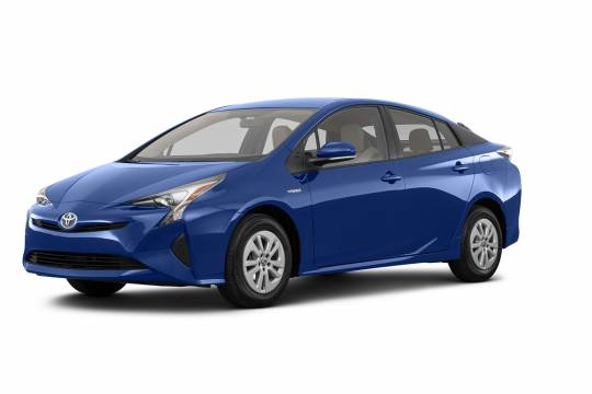 Lease Takeover in Victoria, BC: 2017 Toyota Prius Automatic 2WD