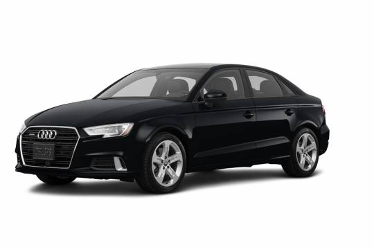 Lease Takeover in Montreal, QC: 2018 Audi A3 Komfort Automatic 2WD
