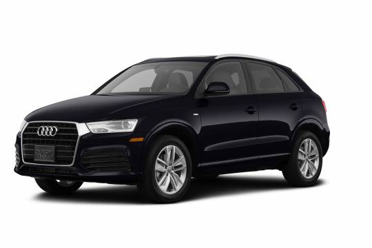 Lease Takeover in Montreal, QC: 2018 Audi Q3 Progressiv Quattro Automatic AWD ID:#4124