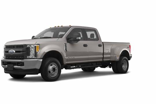 Lease Takeover in Salmon Arm, BC: 2018 Ford F350 Automatic AWD