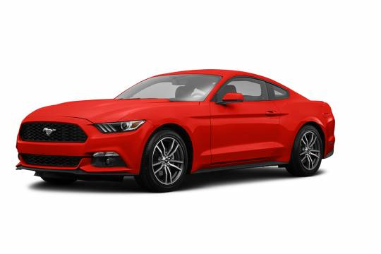 Lease Takeover in Penticton, BC: 2017  Ford Mustang Automatic 2WD