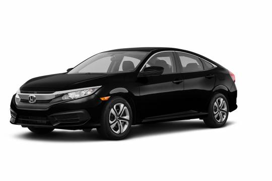 Lease Takeover in Montreal, QC: 2018 Honda Civic LX Manual 2WD