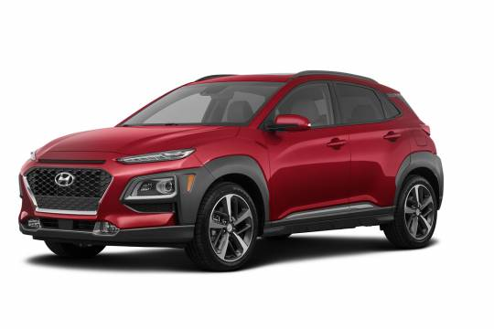 Lease Takeover in Vancouver, BC: 2018 Hyundai Kona Ultimate 1.6L Turbo Automatic AWD