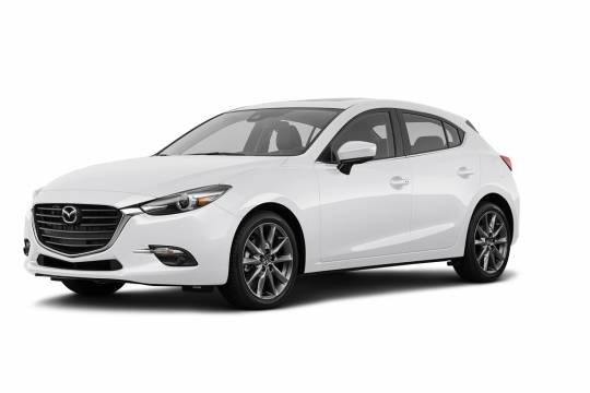 Lease Takeover in New Westminster, BC: 2018 Mazda Mazda3 - GT 2.5L Automatic