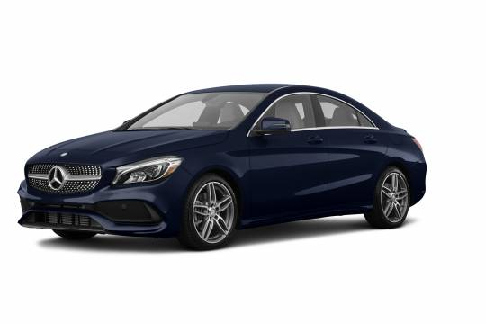 Lease Takeover in Richmond Hill, ON: 2018 Mercedes-Benz CLA250 4MATIC Coupe Automatic AWD