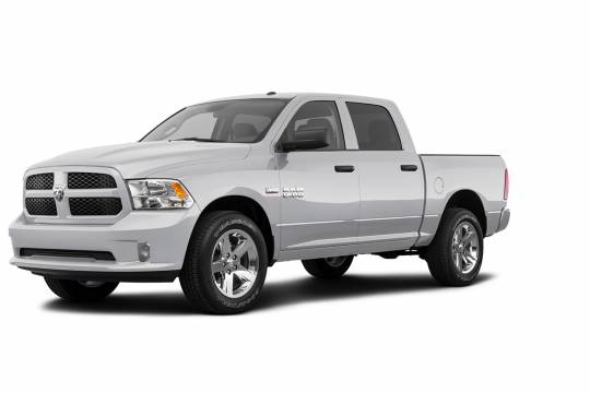 Lease Takeover in Montreal, QC: 2018 RAM Quad Cab 4WD Automatic AWD