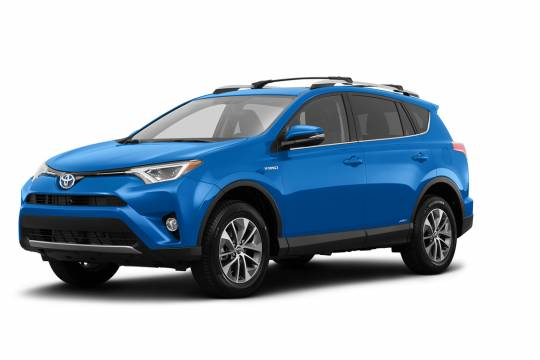 Lease Takeover in Richmond, BC: 2018 Toyota Rav4 XLE Hybrid CVT AWD